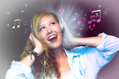 Music heals Listen to music and keep mind peaceful