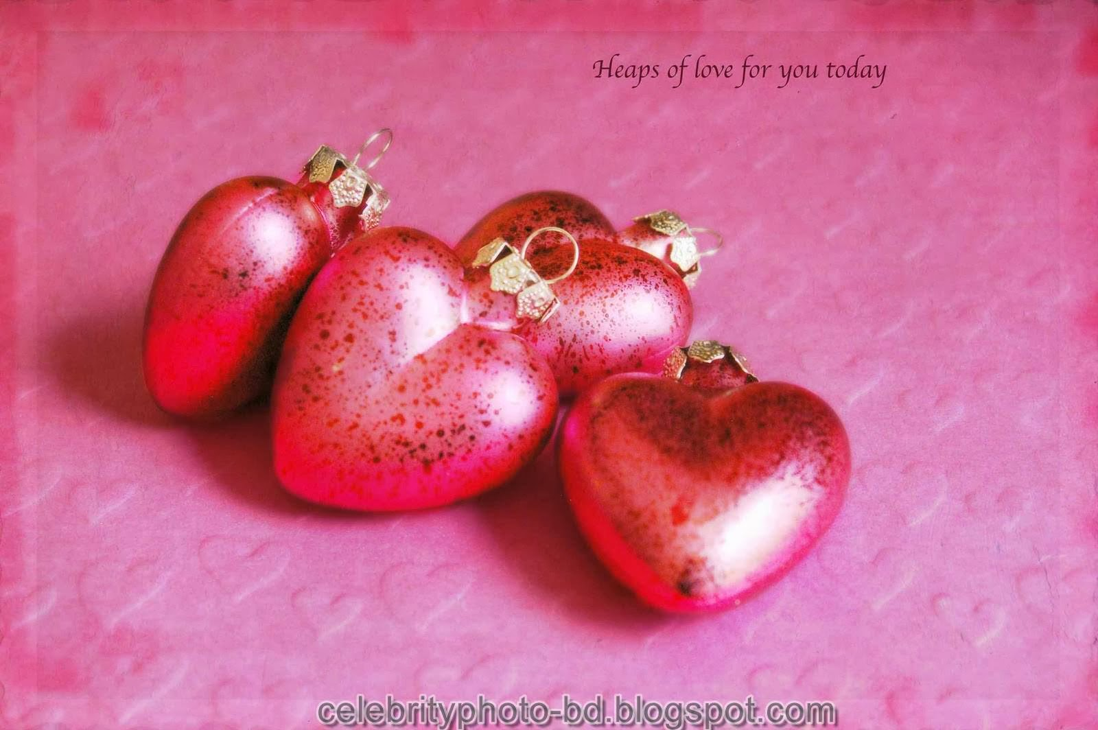 Heart n Love Special Valentines Day HD wallpapers and Images 2014 Full HD photo