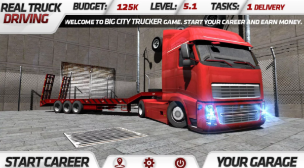 Real Truck Driver Mod APk