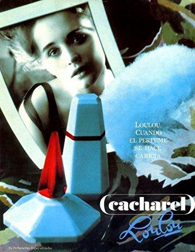 Perfume de Cacharel