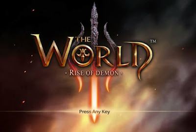 download Game The World 3: Rise of Demon Apk Obb Full Data Terbaru Android gratis