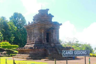 Candi Gendong Songo