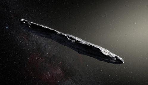 Um novo Oumuamua pode ter acabado de entrar no Sistema Solar (e está a caminho de Marte)