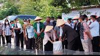 HKBP Terus Berkarya Bagi Bangsa Melalui Program Ketahanan Pangan Masyarakat Peternak Ikan