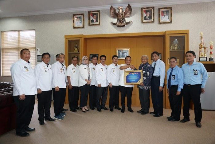 Kabupaten Lampung Selatan,Kembali Meraih WTP Dari Menteri Keuangan Tiga Kali Berturut-turut