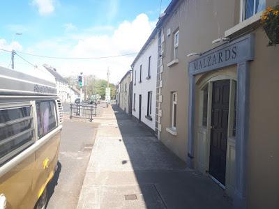 Malzards Irish Pub near Kilkenny in Ireland