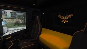 Raven Interior for Scania 2016