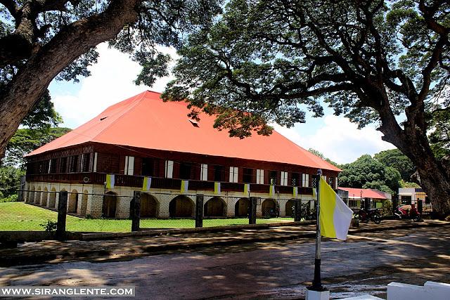 Lazi Convent Siquijor