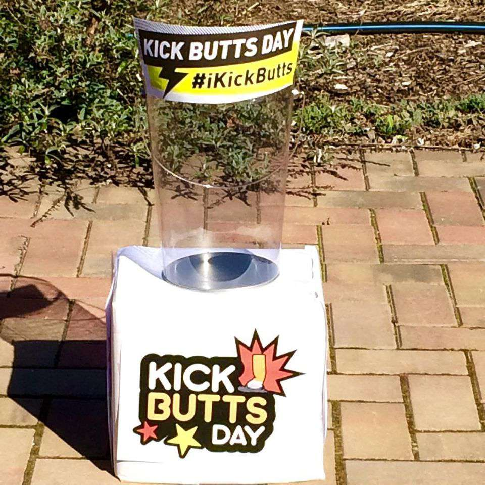 National Kick Butts Day Wishes Pics