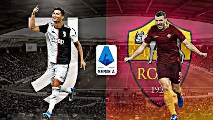 تطبيق نقل مباراة يوفنتوس و روما - الدوري الإيطالي AS Roma v Juventus - Serie A