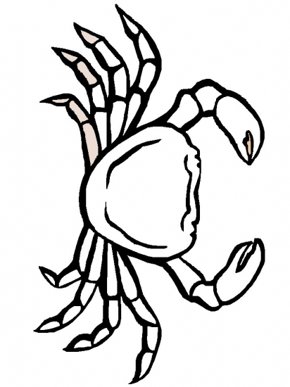 tcrab coloring pages - photo#17
