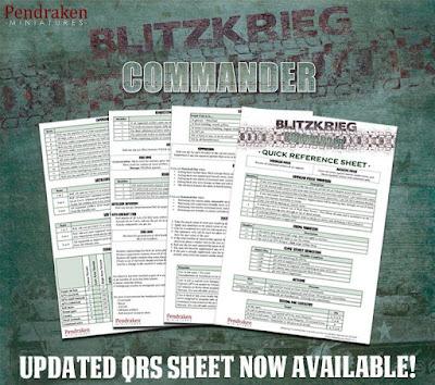QRS Blitzkrieg Commander IV