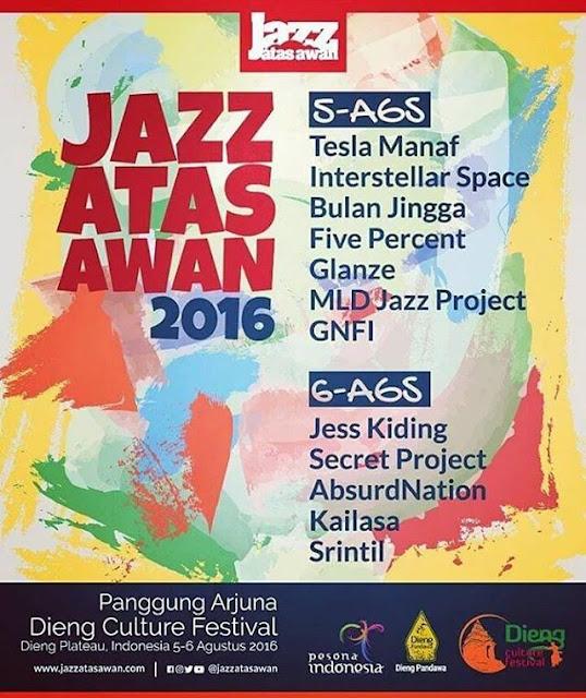 foto jadwal jazz atas awan dcf2016