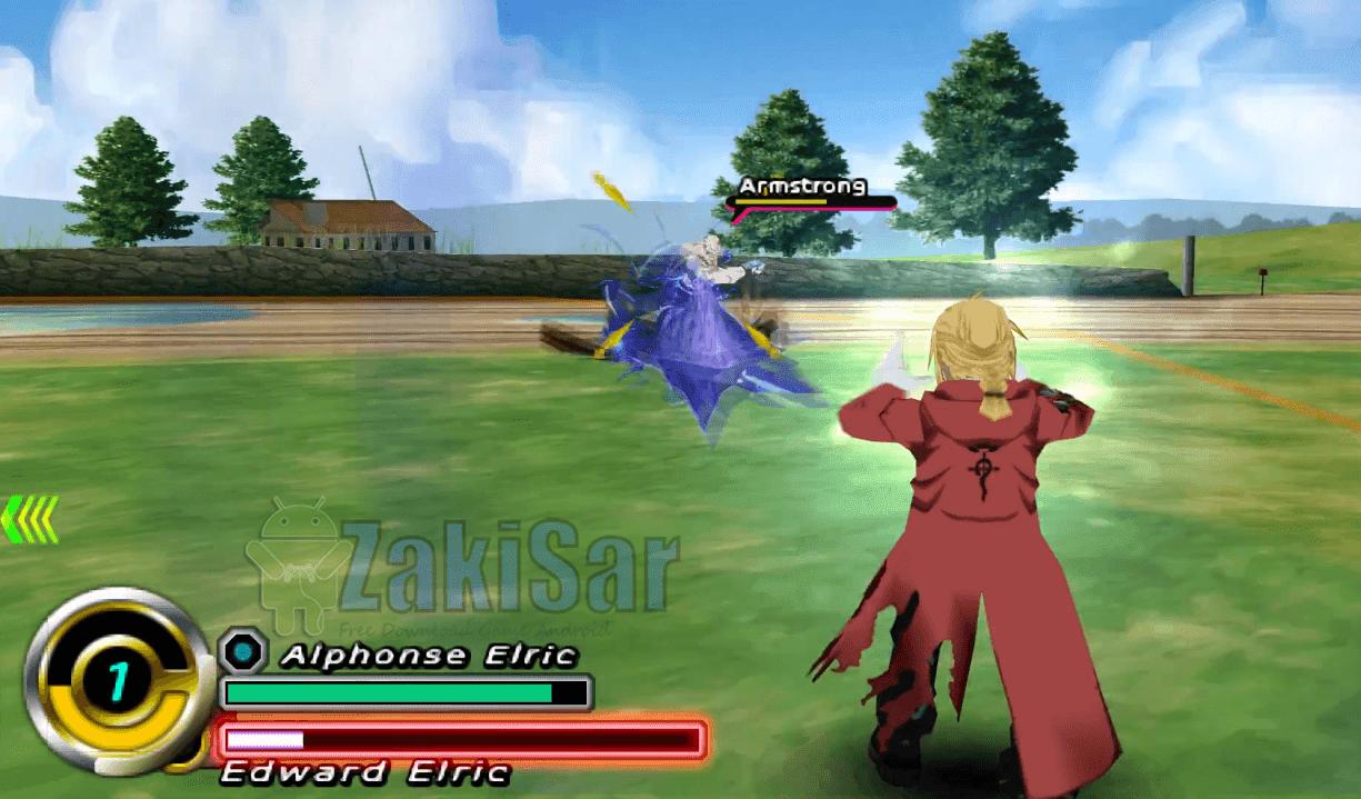 Fullmetal Alchemist Brotherhood Usa Psp Iso Download