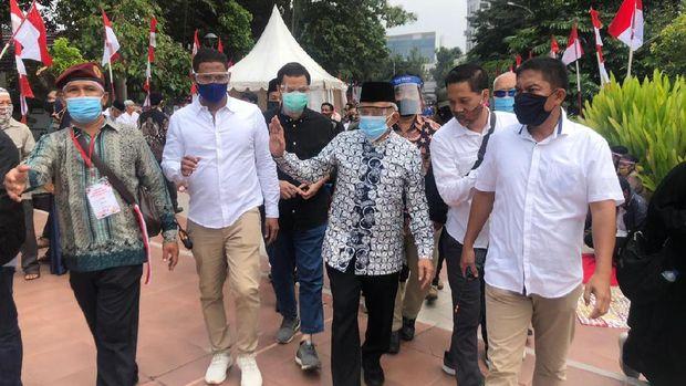 Ini Daftar Politisi Senior yang Gabung Partai Ummat Bareng Amien Rais, Ada Mantan Panglima TNI
