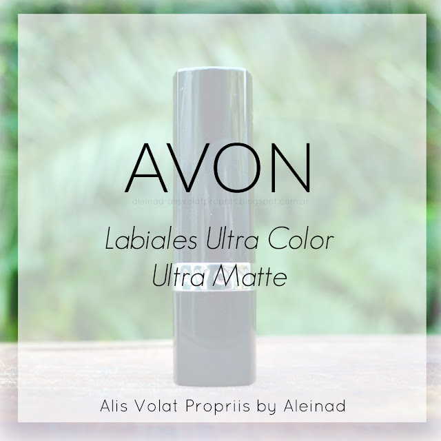 Avon ultra matte reseña review