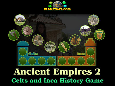 Древни Империи 2 Келти и Инки