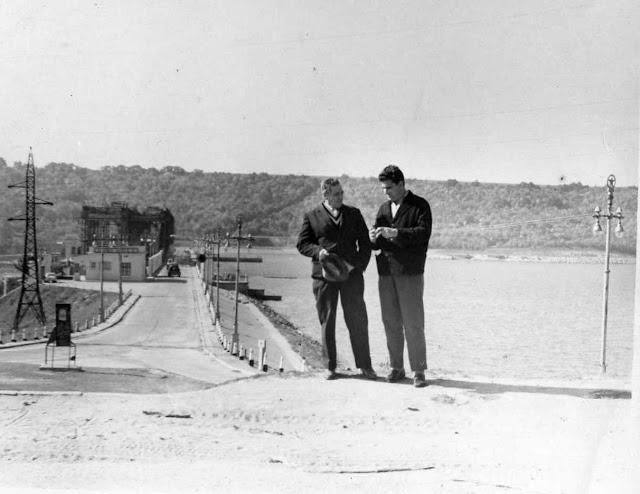 Строителство Дубоссарской ГЭС