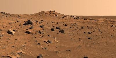 Quando è nata la vita sulla Terra: indizi da Marte