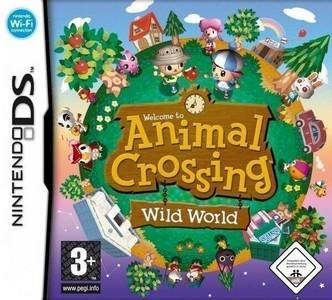 Rom Animal Crossing Wild World NDS