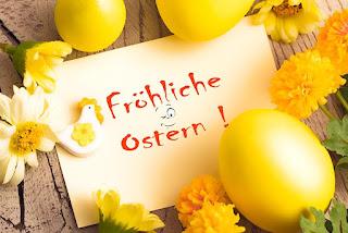 Frohe Ostern, Ostereier