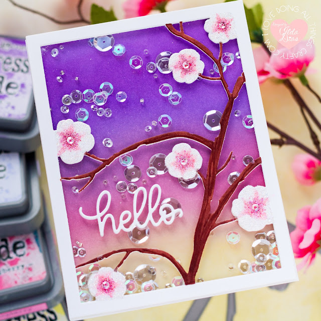 Card Making, Stamping, Die Cutting, handmade card, ilovedoingallthingscrafty, Stamps, how to,