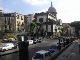 Viena diena Neapolyje. Lina