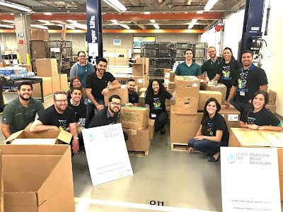 GM Employees Take Initiative to Help out Hurricane-Struck Puerto Rico and Texas