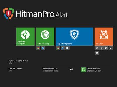 Screenshot HitmanPro.Alert 3.7.3 Build 729 Full Version