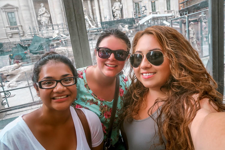 Contiki Italy, BIPOC travel, Latina Travel blogger, Contiki tours, Contiki Italy