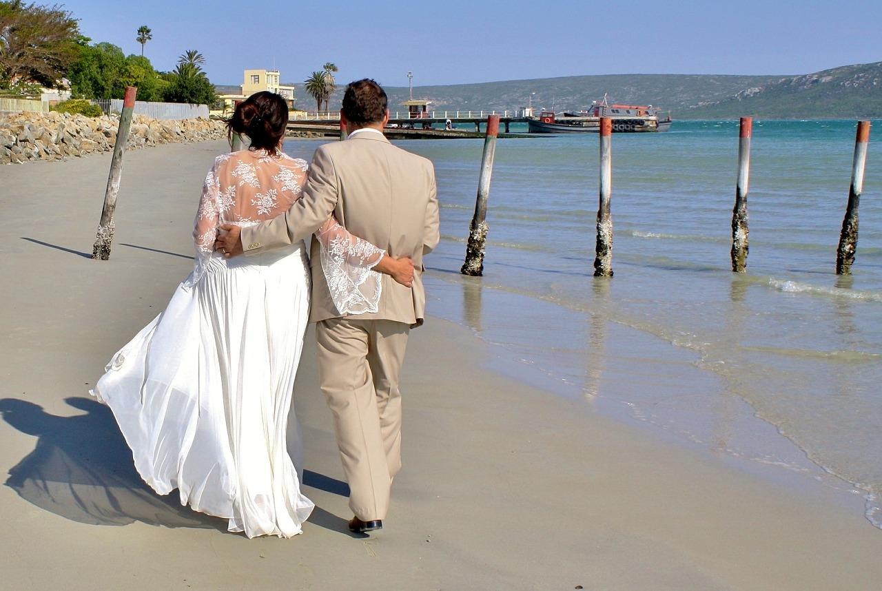 Qui n dijo boda bodas en la playa ya es posible en espa a - Donde celebrar mi boda en madrid ...