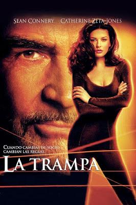 Entrapment 1999 DVD R1 NTSC Latino