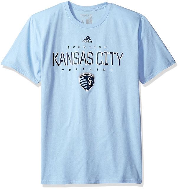 Amazon: 50% off Adidas MLS Gear - Tees only $11 (reg $22)!
