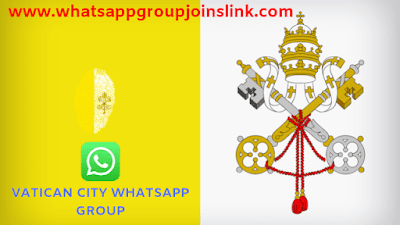 Vatican City Whatsapp Group Links 2019 | Vatican City Whatsapp Group Joins Link