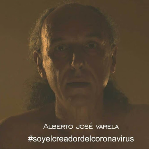 EL ESPAÑOL QUE RECONOCE HABER CREADO EL CORONAVIRUS TRAS TOMAR AYAHUASCA (VÍDEO)