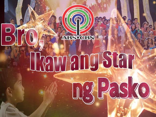 Bro Ikaw Ang Star Ng Pasko
