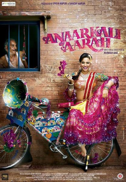 Poster of Anaarkali of Aarah 2017 Full Movie 720p DVDRip Hindi With ESubs Download