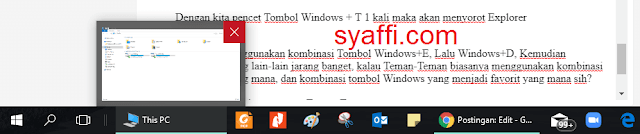 43. Taskbar syaffi com