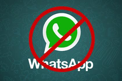 Deretan Smartphone Jadul Ini Sudah Tidak Didukung WhatsApp Lagi, Simak Ponsel Apa Saja !