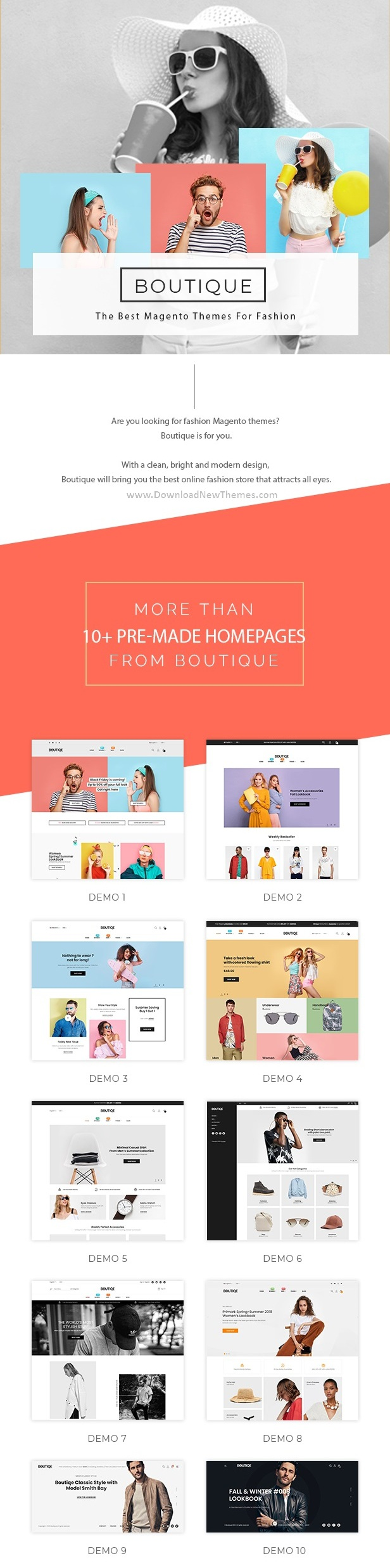 Magento 2 Theme with RTL Supported