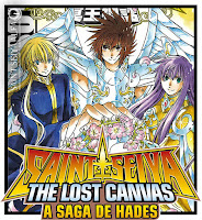 Lista de Capítulos do The Lost Canvas