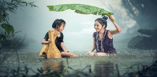 usaha di musim hujan