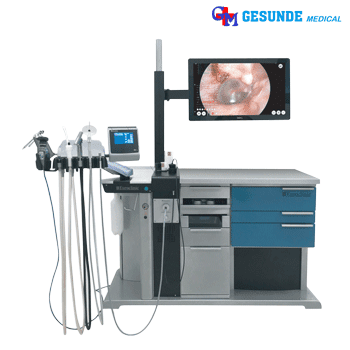 Peralatan Endoscopy THT