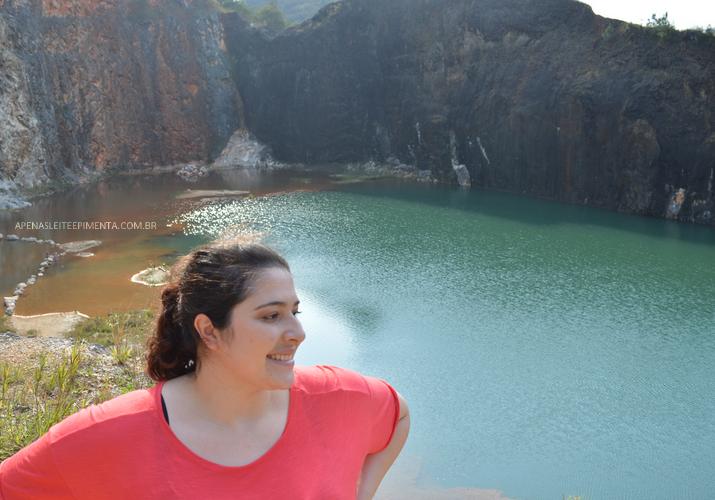 Lagoa Azul Campo Magro Paraná