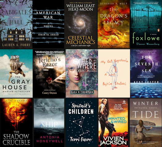 2017 Debut Author Challenge Cover Wars - April Winner
