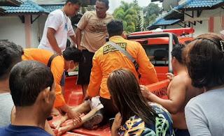 Pelajar Asal Medan Tewas Tenggelam di Ajibata Danau Toba