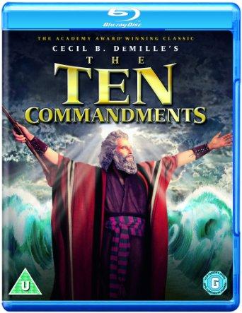 The Ten Commandments 1956 Dual Audio Hindi Bluray Download
