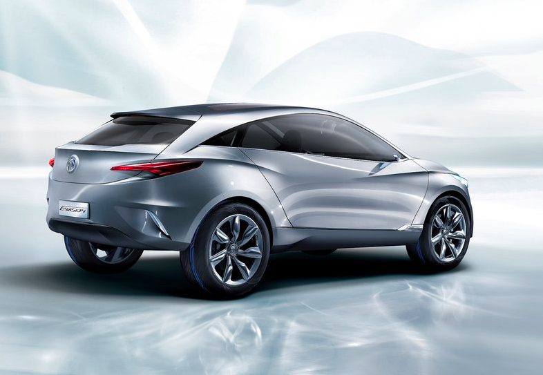 2011 Buick Envision Concept