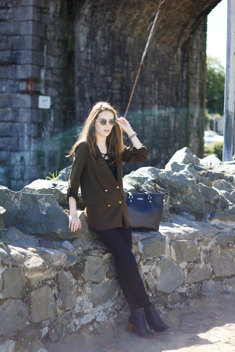Autumn outfit post - fashion blog