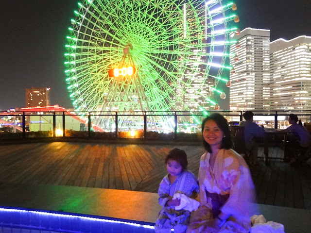 Obervation Foot Bath | Yokohama | Chichi Mary Blog